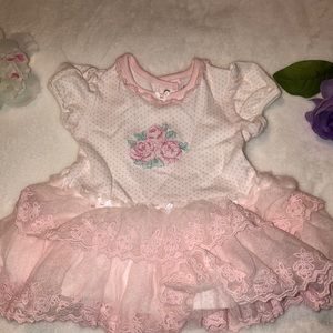 Little me tutu dress